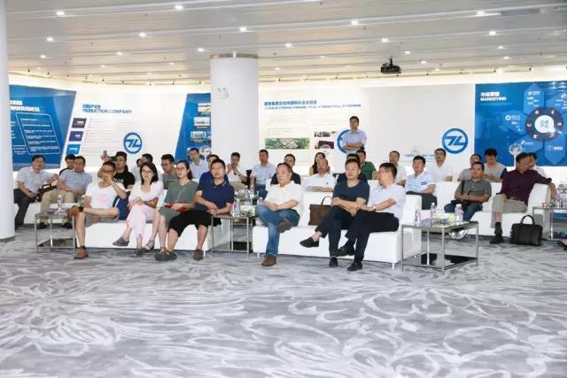 南寻D4|全球思维,丽珠医药必将引领中国医药成为世界医药